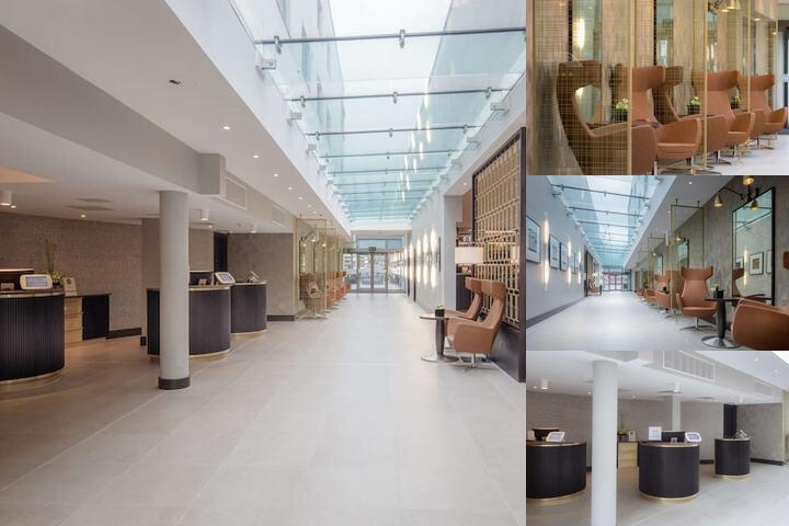 Doubletree by Hilton London Heathrow Hotel photo collage