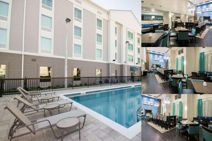 Hampton Inn & Suites Orlando at Seaworld photo collage