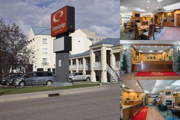 Econo Lodge Inn & Suites University photo collage