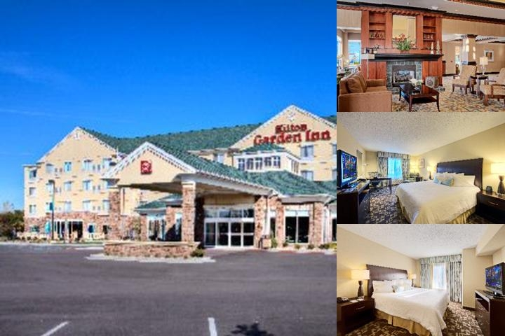 Hilton Garden Inn Merrillville photo collage