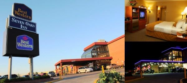 Best Western Seven Oaks Inn photo collage
