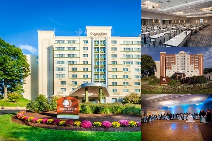 Doubletree Valley Forge photo collage