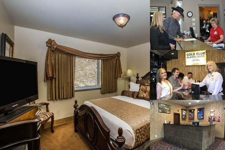 First Gold Hotel & Gaming photo collage