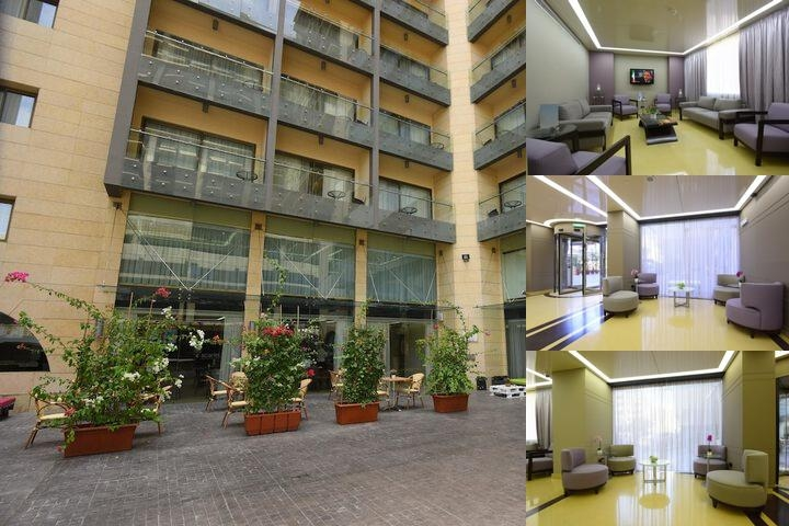 Ramada Beirut Downtown photo collage