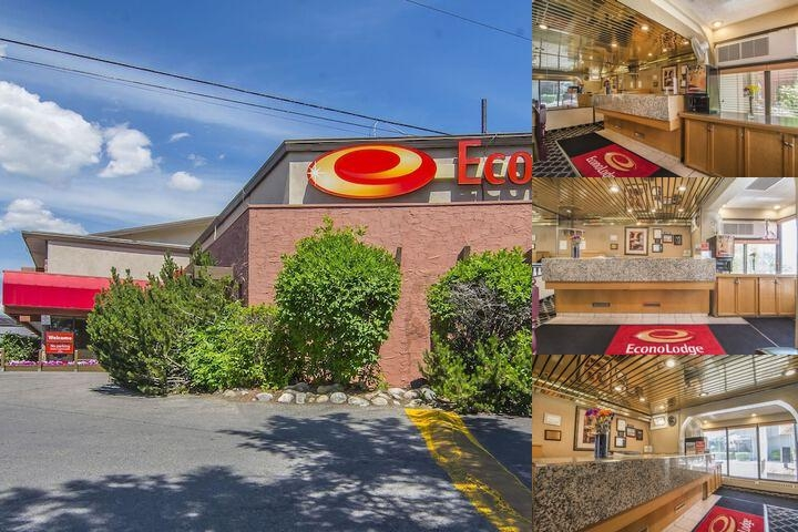 Econo Lodge Motel Village photo collage