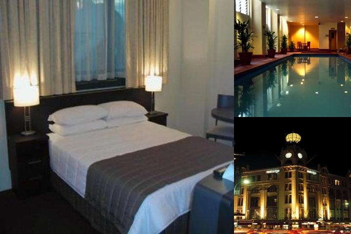 Best Western Hotel Unilodge photo collage