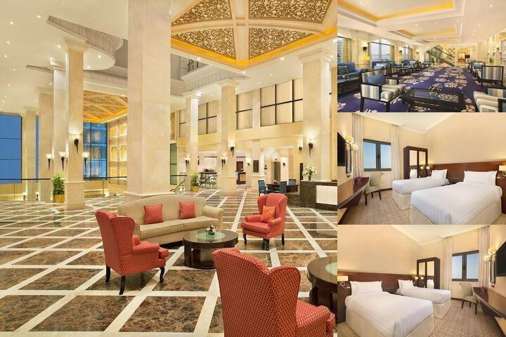 Doubletree by Hilton Hotel Dhahran photo collage