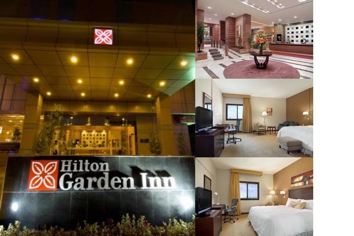 Hilton Garden Inn Riyadh Olaya photo collage