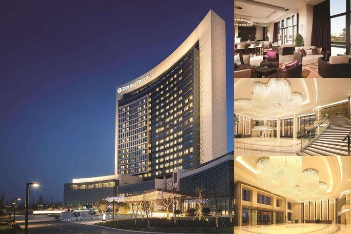 Doubletree by Hilton Hotel Anhui Suzhou photo collage