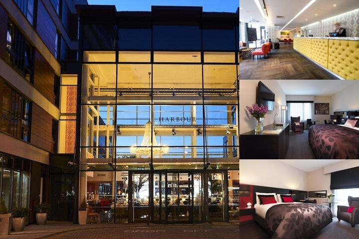 Guildford Harbour Hotel photo collage