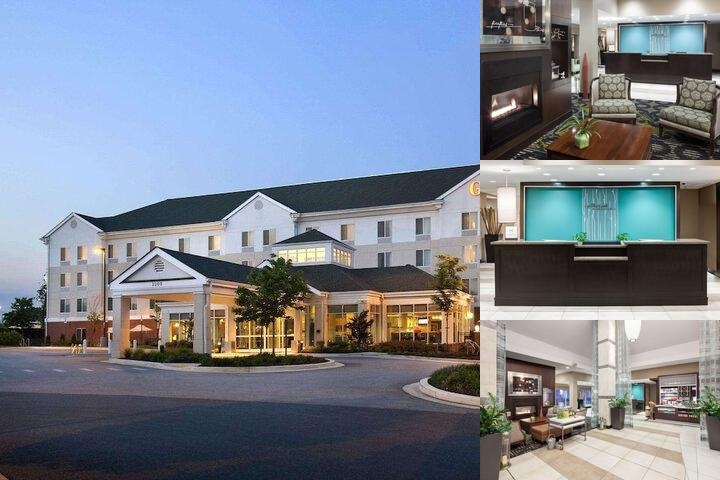 Hilton Garden Inn Silver Spring North photo collage