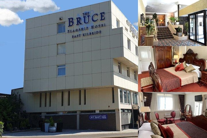 Bruce Flagship Hotel photo collage