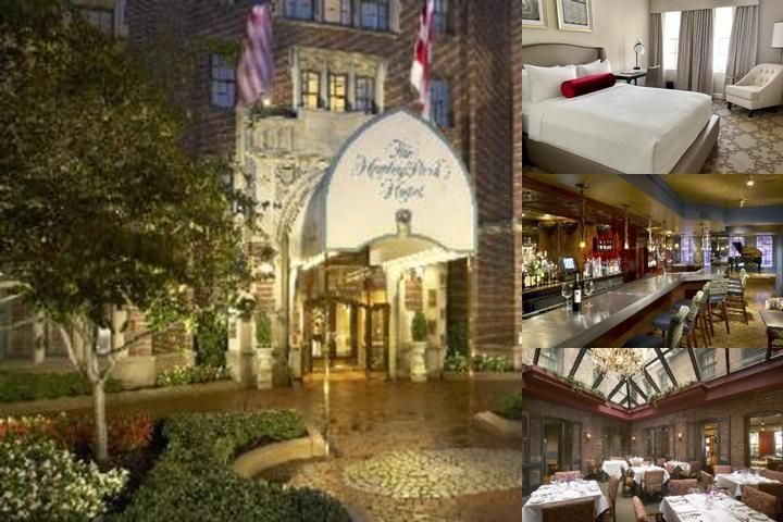 Henley Park Hotel photo collage