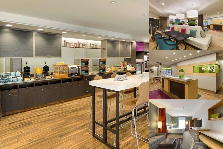 Home2 Suites by Hilton Downingtown Route 30 photo collage