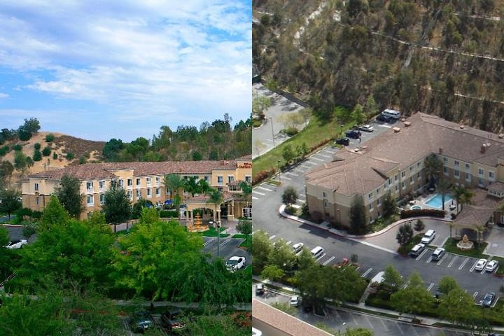 Hilton Garden Inn Calabasas photo collage