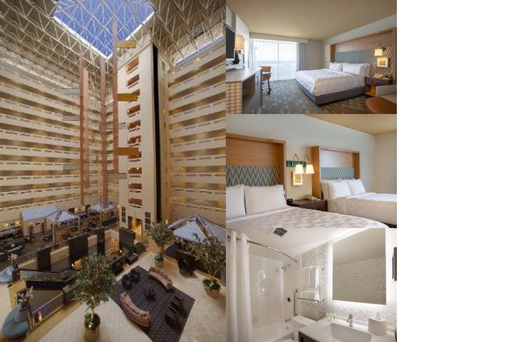 Holiday Inn Denver Stapleton photo collage