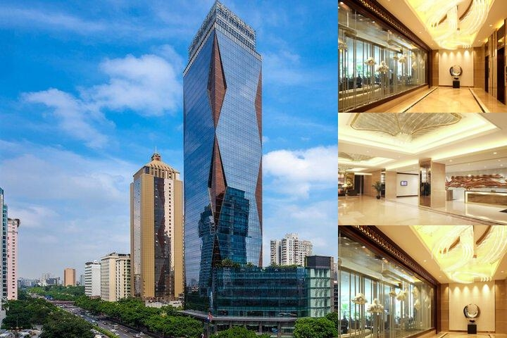 Doubletree by Hilton Hotel Guangzhou photo collage