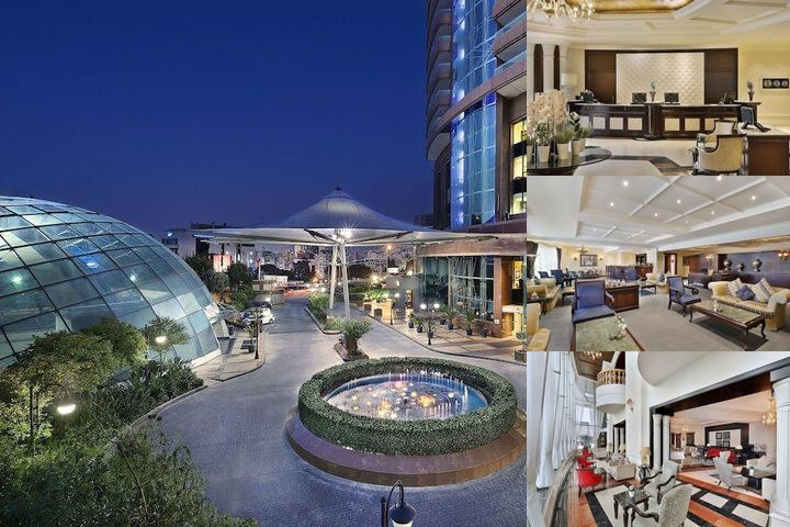 Hilton Beirut Habtoor Grand photo collage