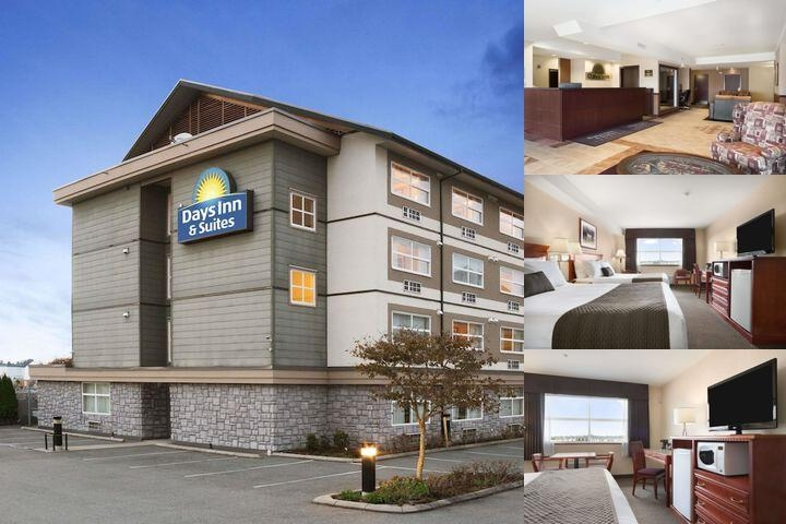 Days Inn & Suites Langley photo collage