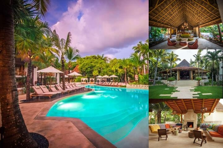 Mahekal Beach Resort photo collage