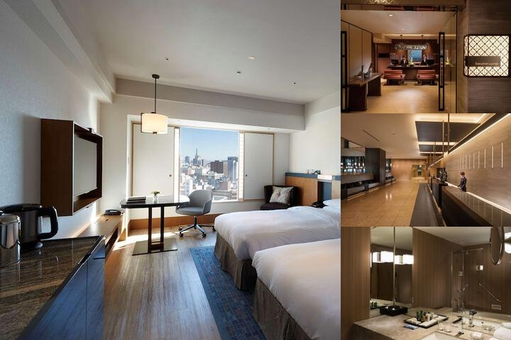 Hilton Nagoya photo collage