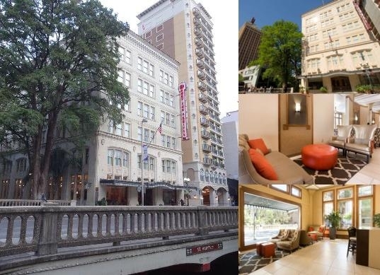 Drury Inn & Suites San Antonio Riverwalk photo collage