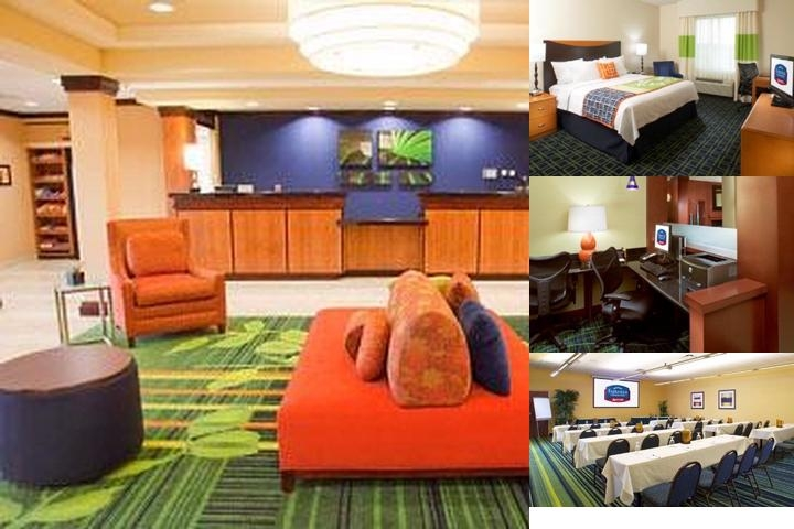 Fairfield Inn & Suites Phoenix Midtown photo collage