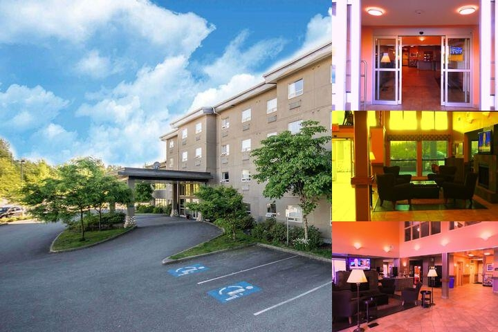 Comfort Inn & Suites Langley / Aldergrove photo collage