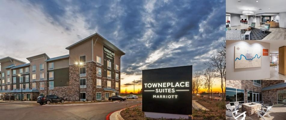 Towneplace Suites by Marriott Austin North photo collage