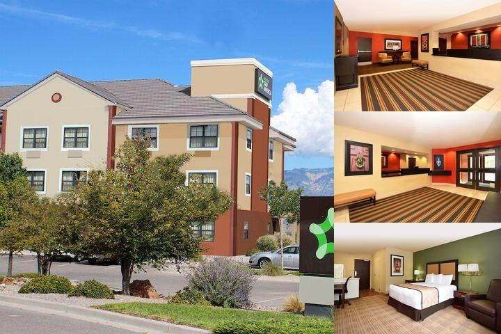 Albuquerque Rio Rancho / Extended Stay America photo collage