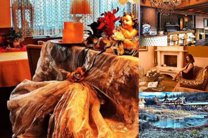 La Bocchetta Hotel Restaurant Wellness & Relax photo collage