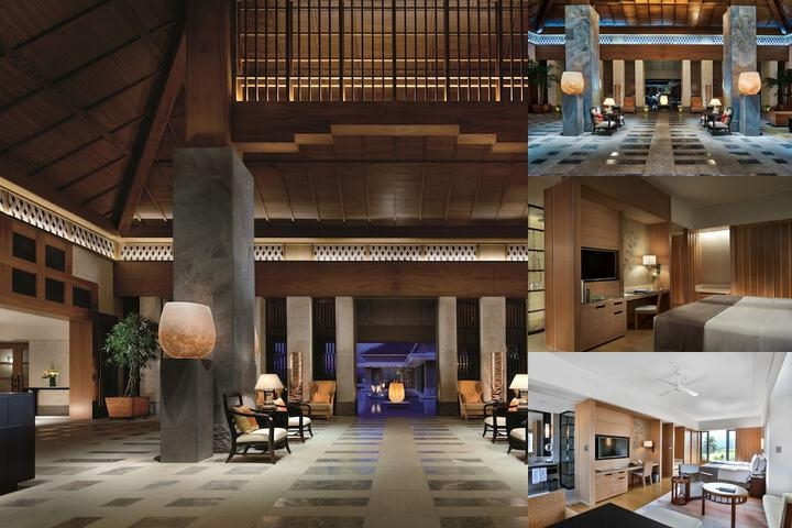 The Ritz Carlton Okinawa photo collage