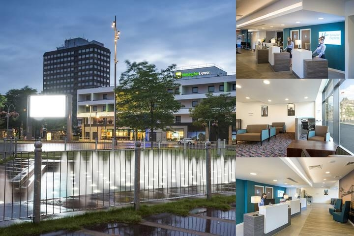 Holiday Inn Express Middlesbrough Centre Square photo collage