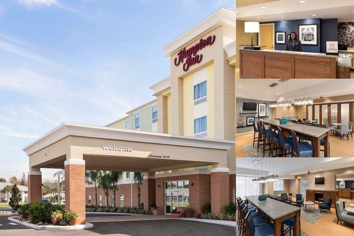 Hampton Inn Bartow photo collage