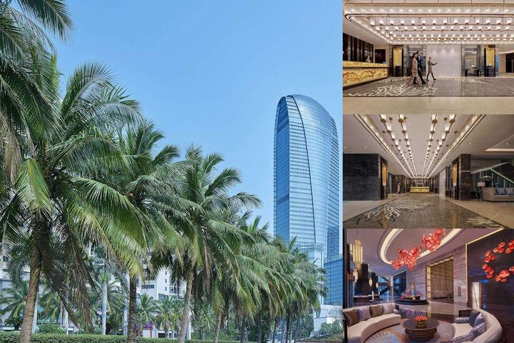 Hilton Haikou photo collage