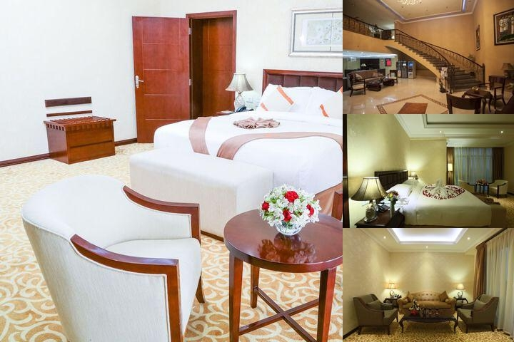 Capital Hotel & Spa photo collage