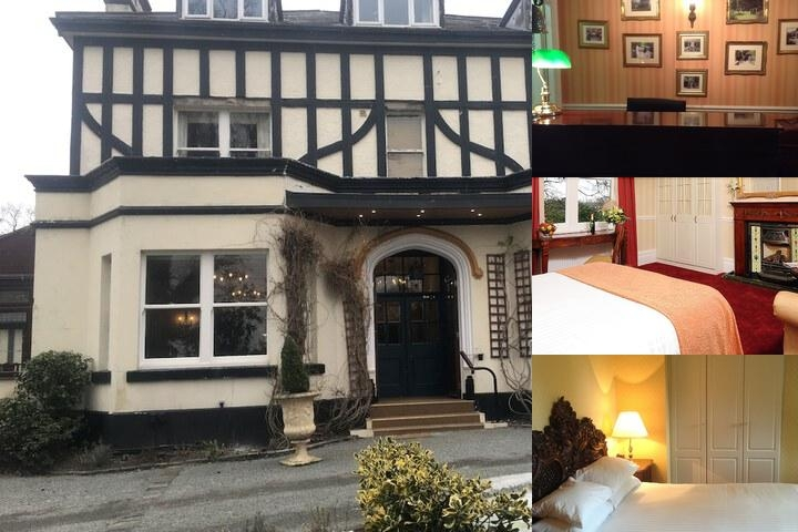 Brook Meadow Hotel photo collage