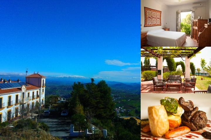Hotel Cerro De Hijar photo collage