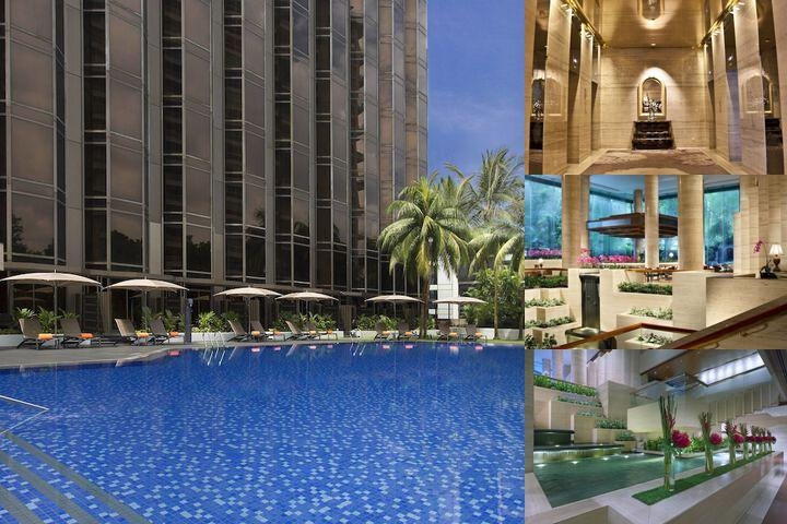 Sheraton Towers Singapore photo collage