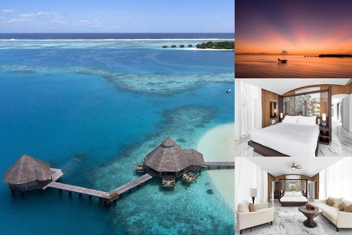 Conrad Maldives Rangali Island photo collage