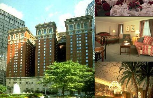 Omni William Penn photo collage