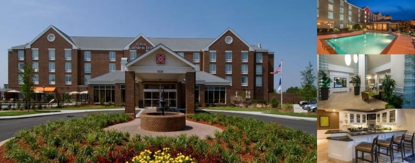 Hilton Garden Inn Macon Mercer University photo collage