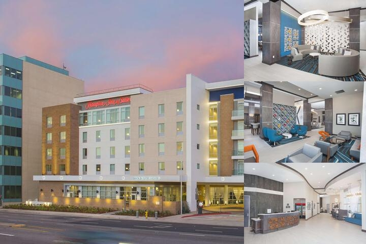 Hilton Hampton Inn & Suites Lax / El Segundo photo collage