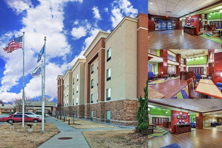Hampton Inn & Suites by Hilton Tulsa North / Owass photo collage