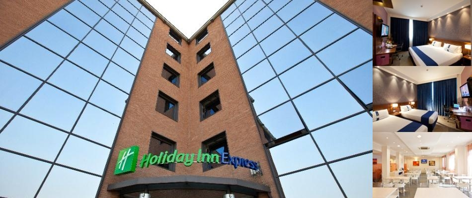 Holiday Inn Express Reggio Emilia photo collage