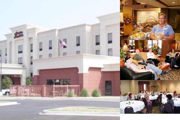 Hampton Inn & Suites Lawton Ok photo collage