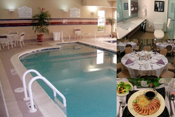Hilton Garden Inn Fort Wayne Photo Collage