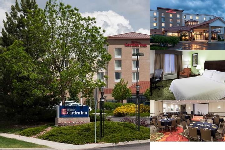 Hilton Garden Inn Denver / Highlands Ranch photo collage