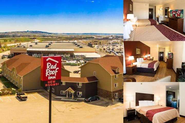 Red Roof Inn Council Bluffs photo collage