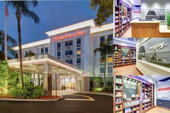 Hampton Inn Pembroke Pines photo collage